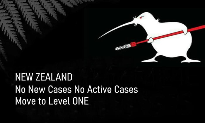 Dr Rawiri Taonui   COVID Māori Weekly Update 8 June   ZERO New and Active Cases - Level ONE