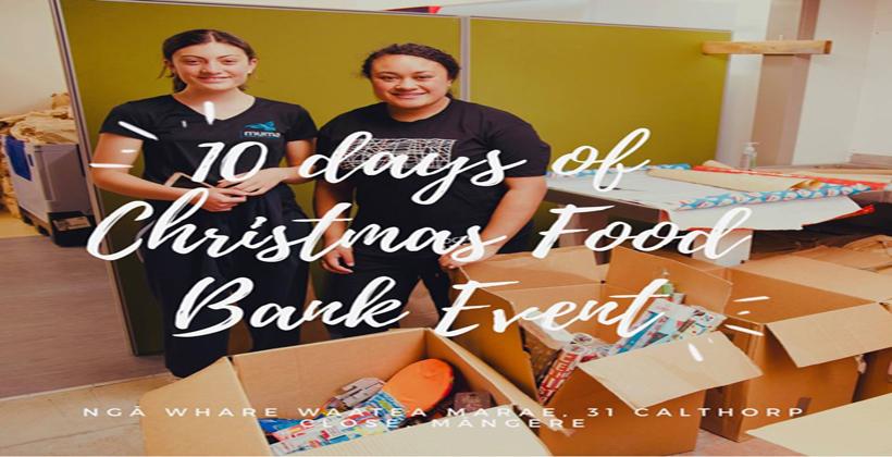 Foodbank brings hope for Christmas cheer