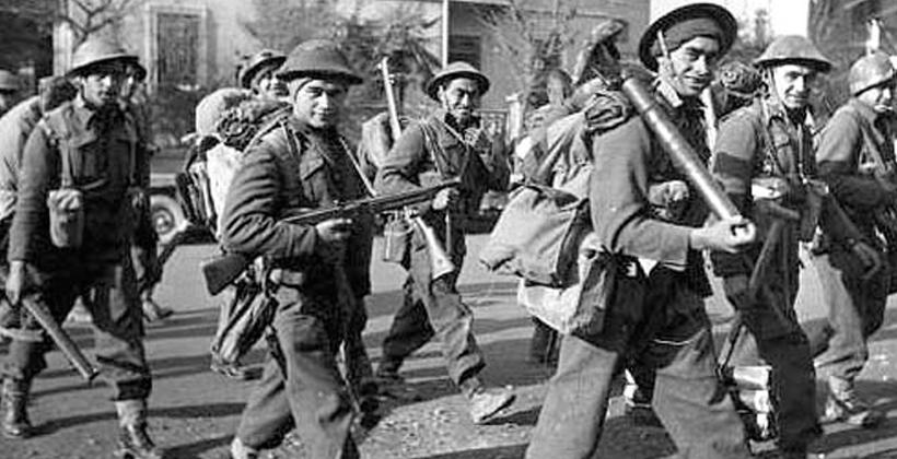Maori Battalion trove added to world archive