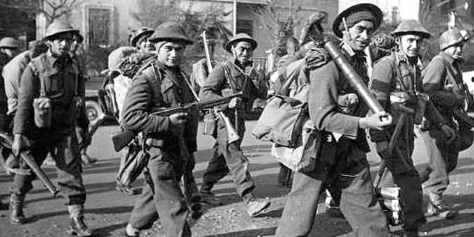 Battalion wind-up decision for veterans