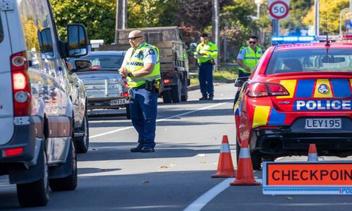 Dr Rawiri Taonui   COVID Māori Update 30 April 2020   Checkpoints and Police share same goal