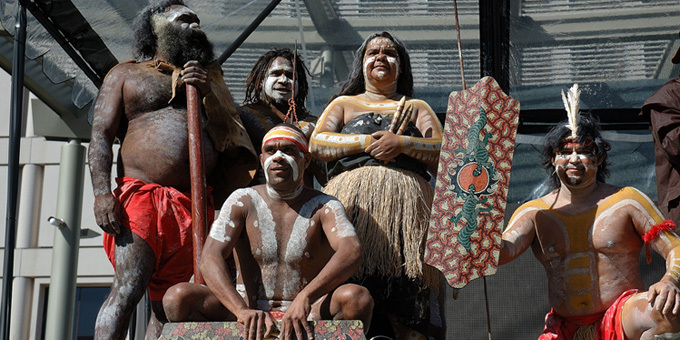 Māori Affairs committee learns from Aboriginals