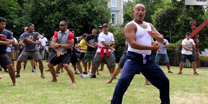 Warriors celebrate cultural side