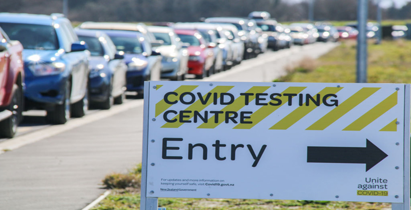 Day One Auckland Vaccination Drive-through