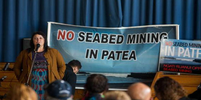 Greens fumble on seabed mining