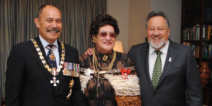 Dame June Mariu appointed hauora patron