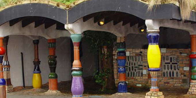 Lotto funds for Hundertwasser gallery