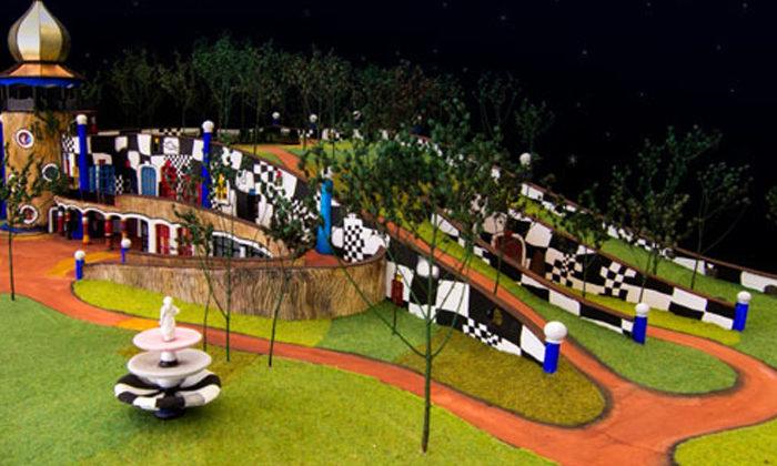 Hundertwasser Centre back on track