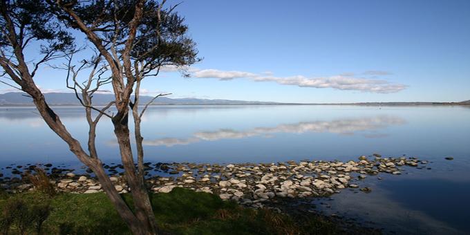 Lake Wairarapa going back to iwi