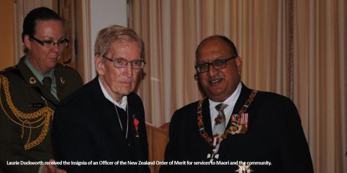 Ngati Apa mourns former chair