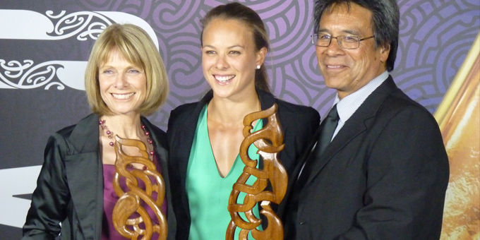 Lisa Carrington named Māori Sports Person of the Year