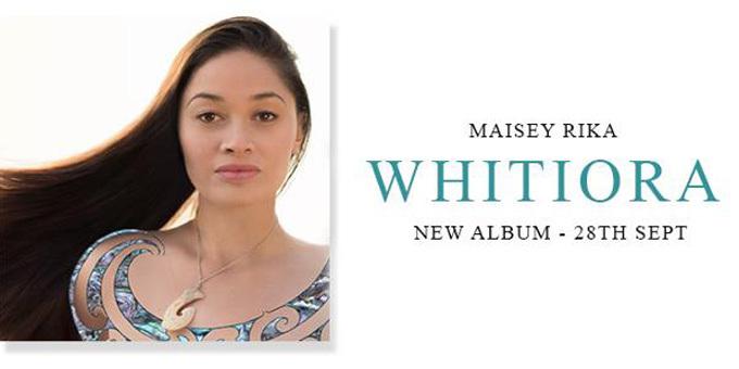 Whitiora - Maisey Rika
