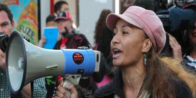 Gaza massacre sparks Maori solidarity call