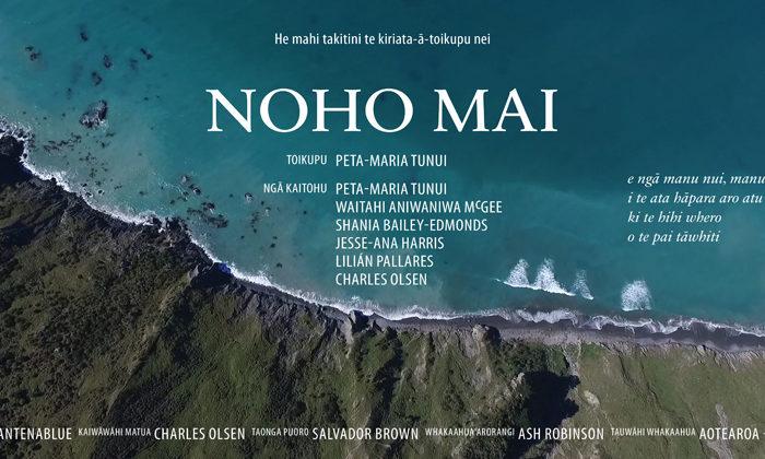 Maori love poem in Berlin short film final