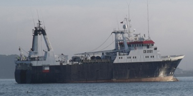 Sealord fined for deck accident