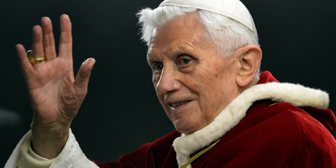 Pope attempted to restore stability to Church