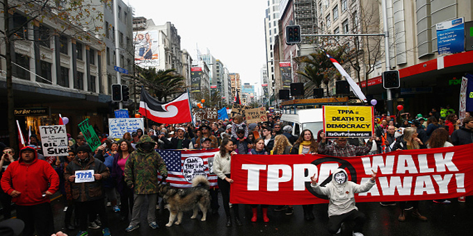 TPP too risky for Maori Party
