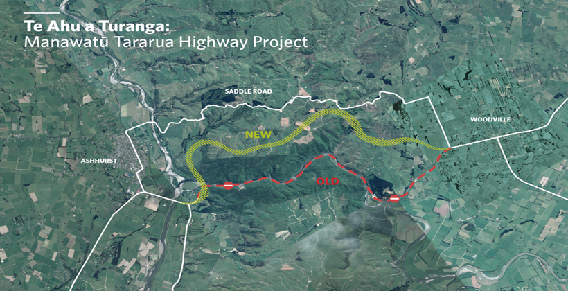 Iwi backing speeds up Manawatu Gorge road replacement