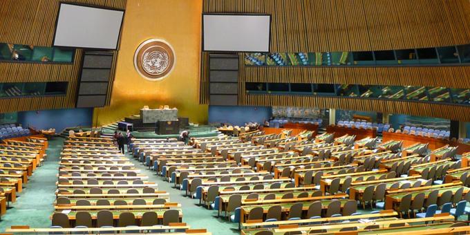 Maori women's voice on UN forum
