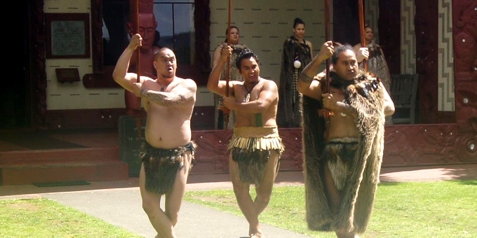 New Waitangi show lets visitors feel the force