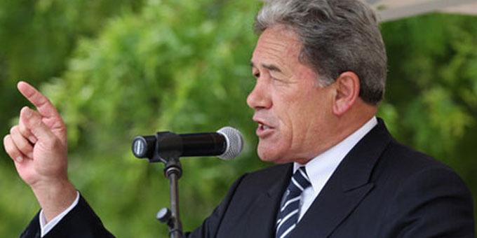 Peters wants rethink on Te Urewera Bill