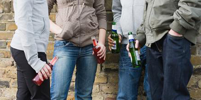 Alcohol harm mapped to outlets