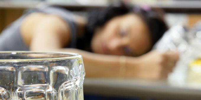Alcohol cancer link hitting Maori harder