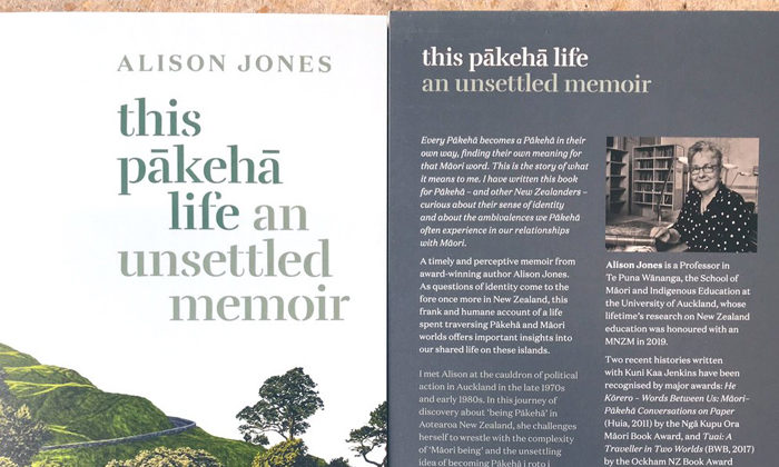 Pakeha title shows commitment to Maori