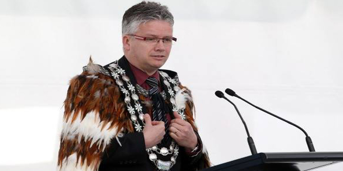 Mayor Judd is a Hero