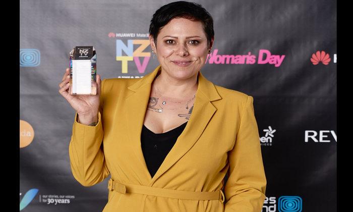Unleashed Moa shines in TV awards