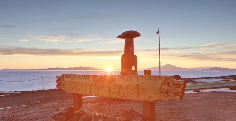 Maori view would benefit Antarctic management