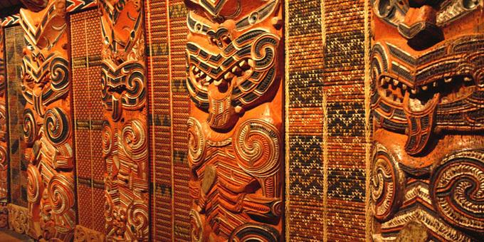 Marsden funds overview of Māori art