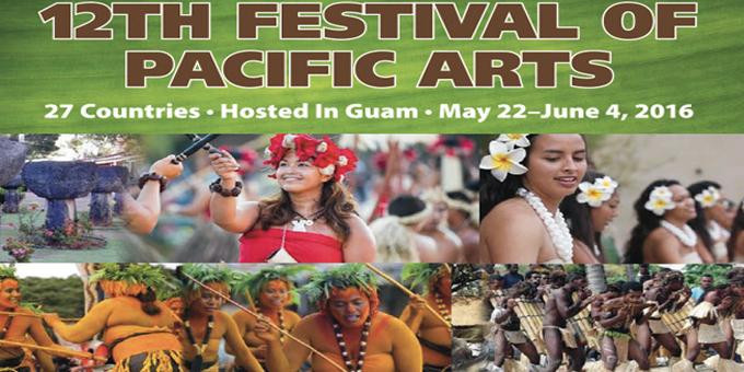 Range of arts sought for Guam trip