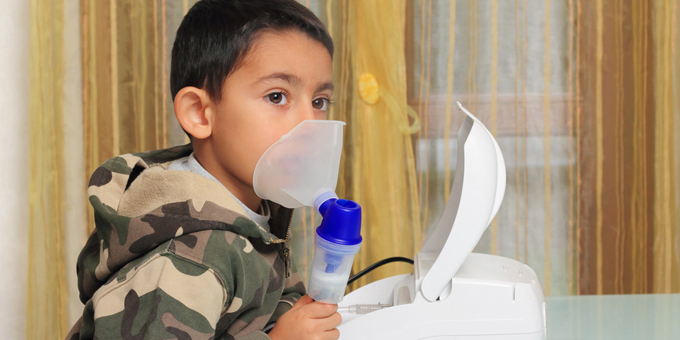 Prevention better than relief for asthma