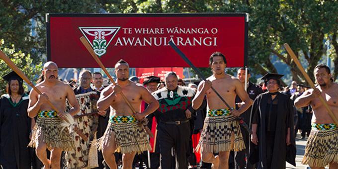 Wananga setting own value on naming right