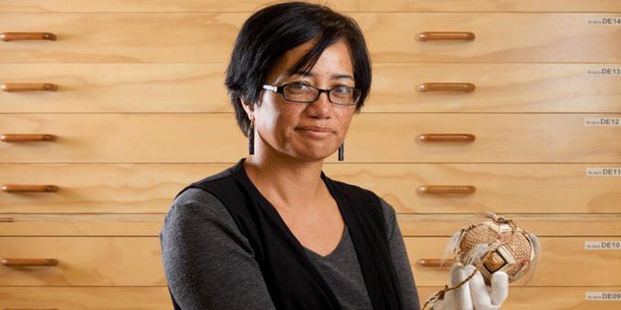 Bicultural vision boosts museum career