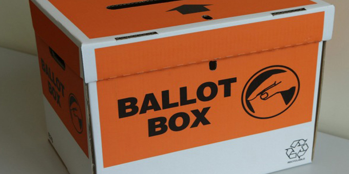 Local body elections heating up