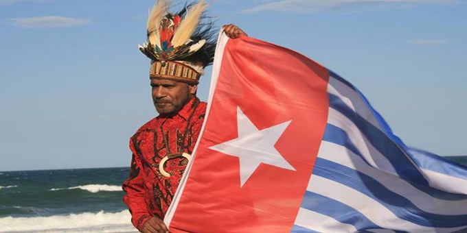 West Papua struggle to maintain connection with land