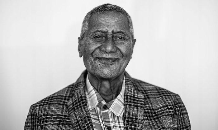 Whakapapa sharing inspires winning portrait