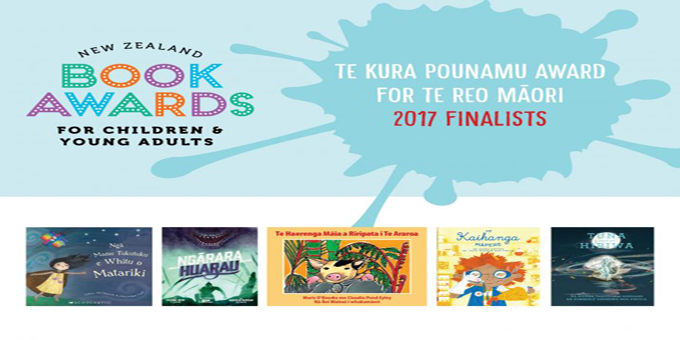 Strong te reo showing in book awards