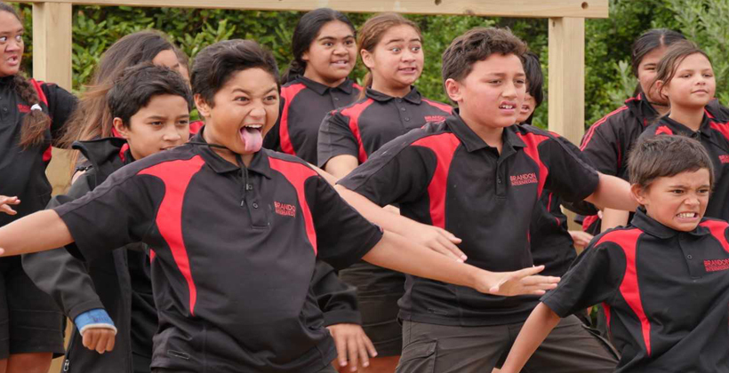 Bedford Street opens with rousing haka and song