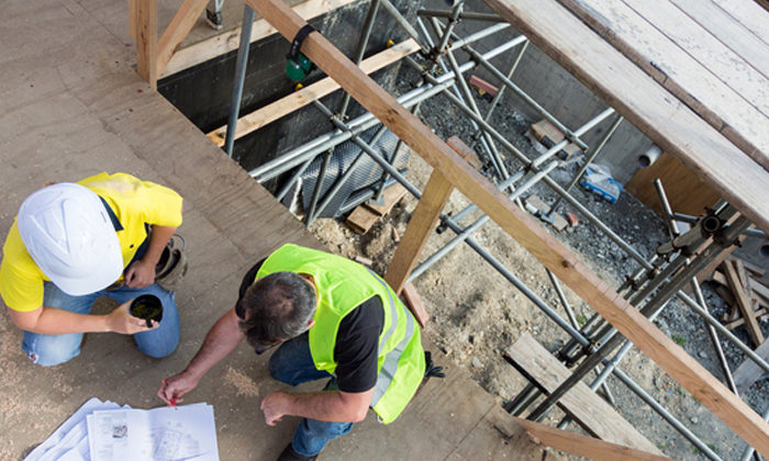 Shortfall in building trainees despite record apprenticeships