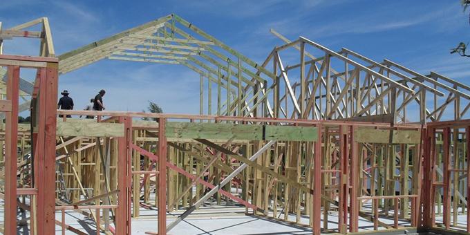 Iwi take lead in intensive housing development