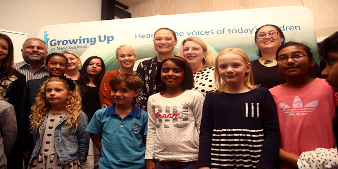 Diverse voices restored in Growing Up funding