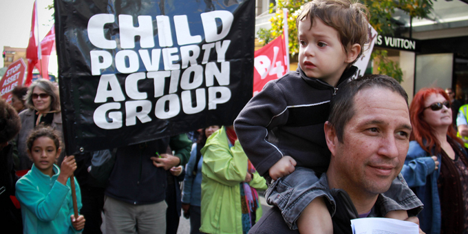MPs applauded on child poverty stance