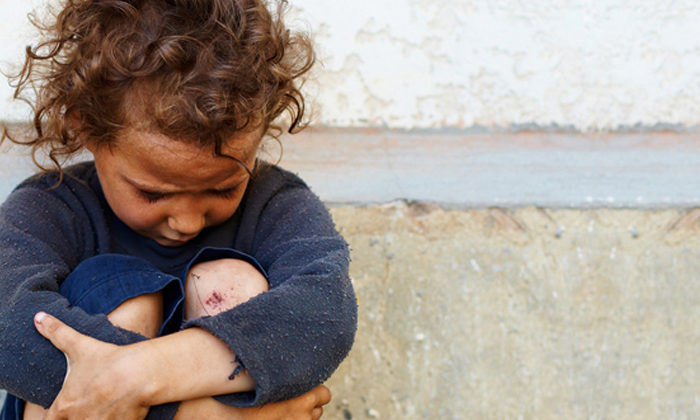 Spike in need confirms child poverty modelling