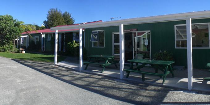 Motor camp swallows Māori land
