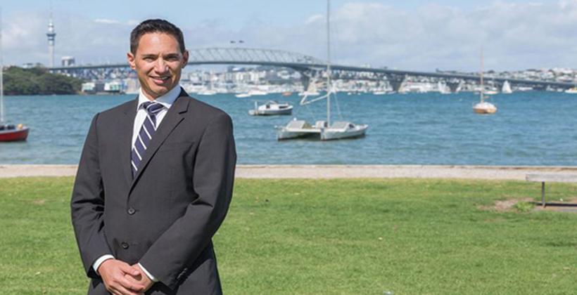 DWC:  Dan Bidois Northcote MP