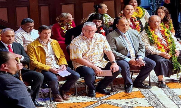 Lengthy whaikorero out of place at Pacific event