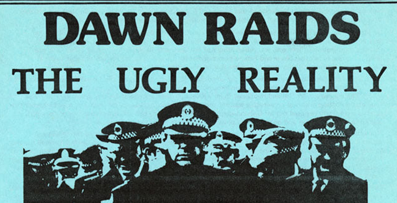 Dawn Raids need more than apology